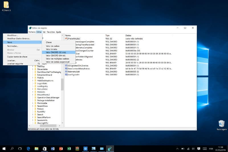 windows 10 - Dica 16  - Corrija 21 problemas no Windows 10