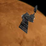 ESA Trace Gas Orbiter