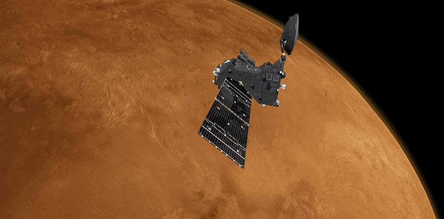 ESA Trace Gas Orbiter agência espacial europeia - ESA Trace Gas Orbiter 900x445 - ESA anuncia início da missão científica da sonda ExoMars