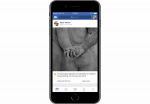 Facebook Appeals