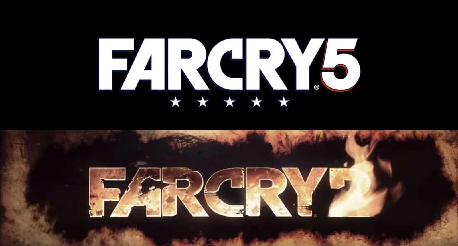 Far Cry 5 vs Far Cry 2