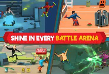 Fling Fighters app