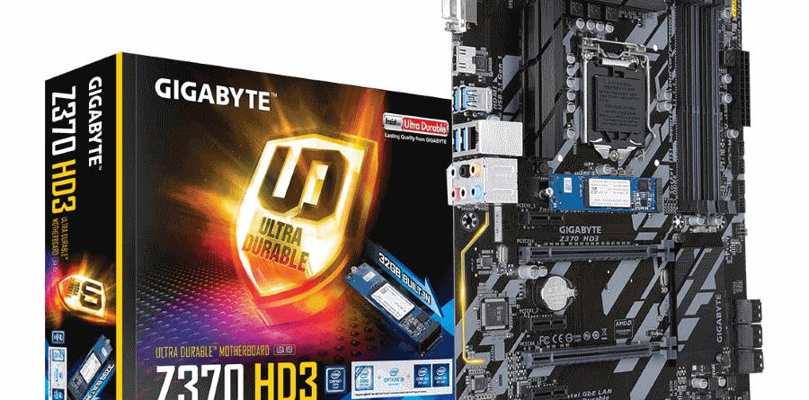 Gigabyte Aorus Z370 HD3-OP