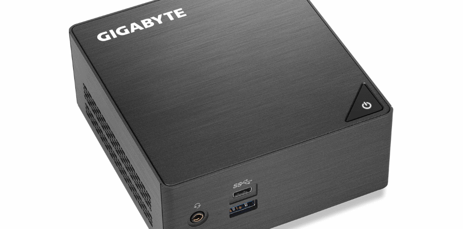 Gigabyte Brix S New