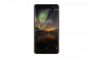 Nokia 6 chega a Portugal