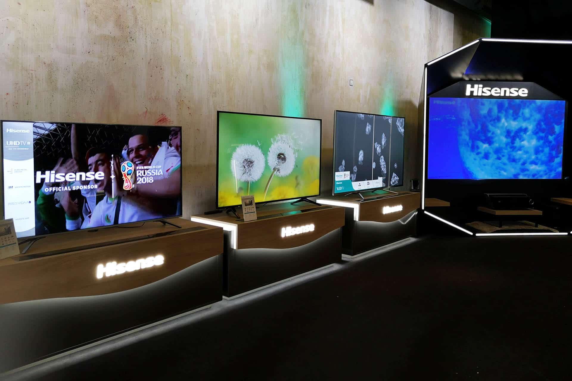 hisense lança laser tv de 100 polegadas - Hisense Laser TV 03 - Hisense lança Laser TV de 100 polegadas