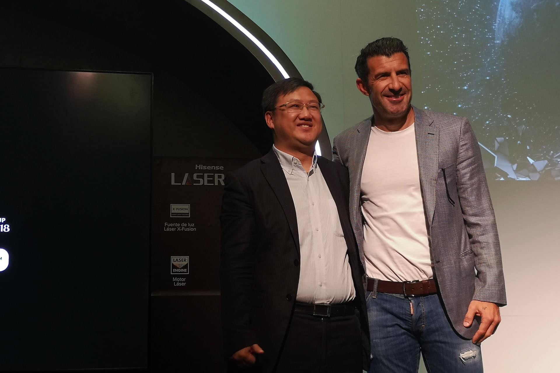 hisense lança laser tv de 100 polegadas - Hisense Laser TV 05 - Hisense lança Laser TV de 100 polegadas