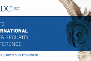 IDC Porto International Ciber Security Conference