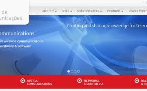 """Instituto de Telecomunicações New projecto - Instituto de Telecomunica    es New 298x186 - Projecto """"Beacon"""" permite o aumento da capacidade de transmissão de dados por satélite"""