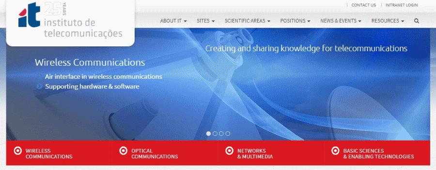 Instituto de Telecomunicações New