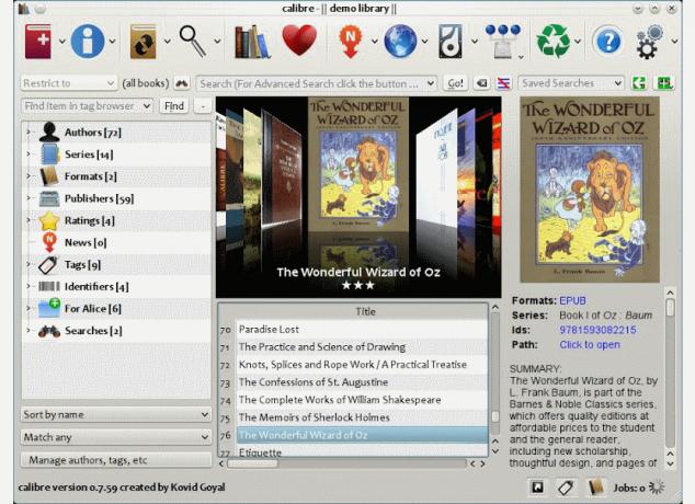 KOVID GOYAL Calibre dica do dia - KOVID GOYAL Calibre 634x460 - Dica do Dia: Como converter um ficheiro CBR em PDF no Calibre