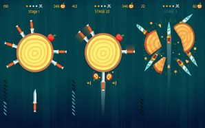 App do Dia – Knife Hit