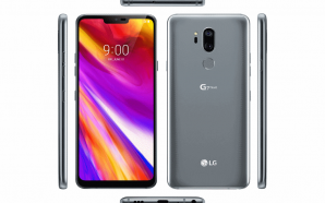Divulgada nova foto do LG G7 ThinQ