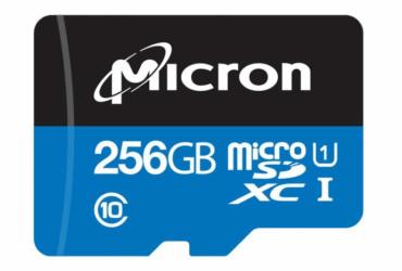Micron microSD New