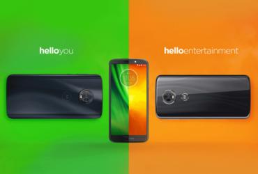 Motorola Moto G6 e E5