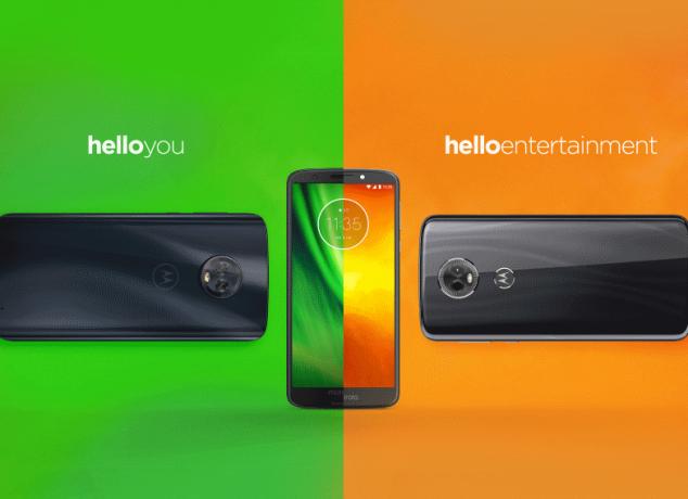 Motorola Moto G6 e E5 motorola - Motorola Moto G6 e E5 634x460 - Motorola apresenta os smartphones Moto G6 e E5