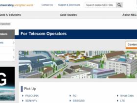 NEC Telecom New