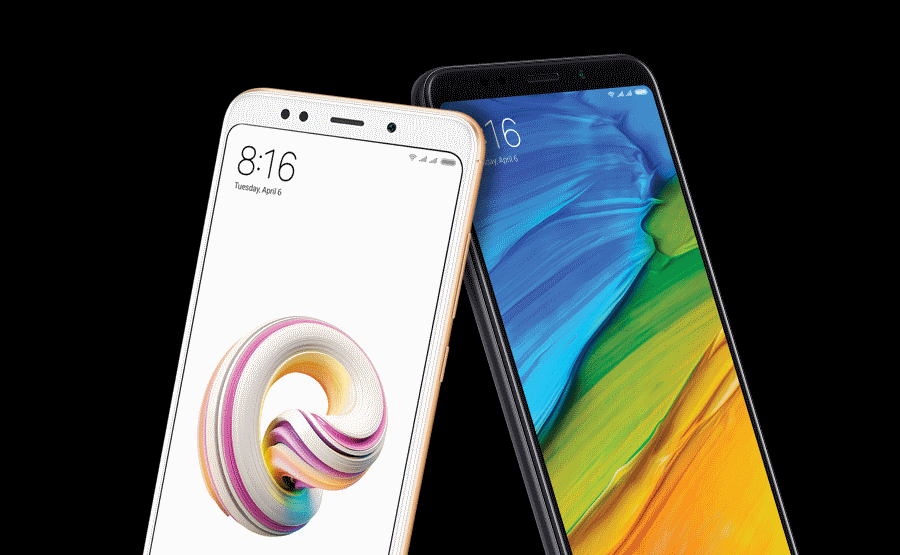 NOS Xiaomi Redmi 5 New