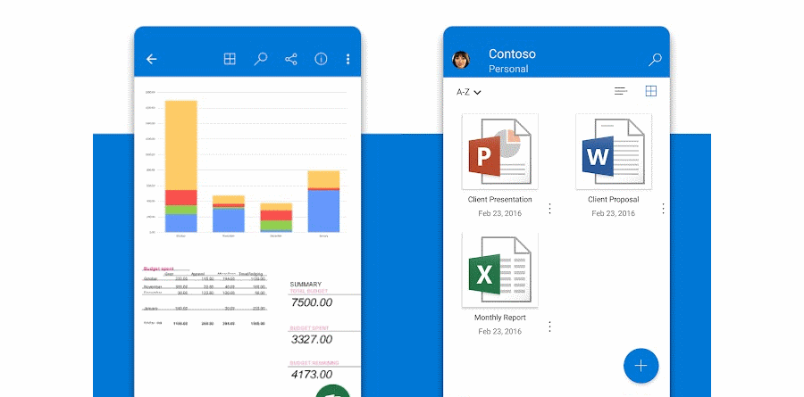 OneDrive Android New