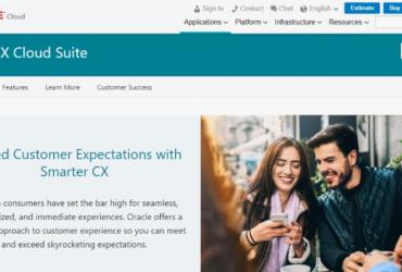 Oracle Customer Experience Cloud