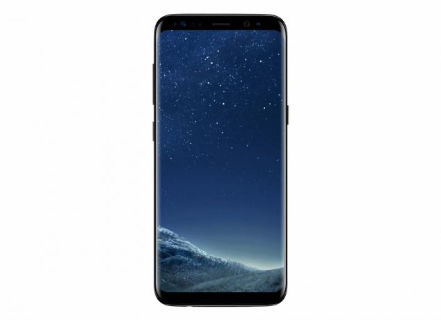 Samsung Galaxy S8 Front nova - Samsung Galaxy S8 Front 634x460 - Nova actualização de firmware para os Samsung Galaxy S8 e S8+ disponível na Europa