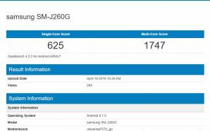 Samsung SM-J260G