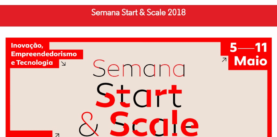 ScaleUp Porto Semana Start Scale 2018