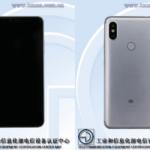 TENAA Xiaomi New
