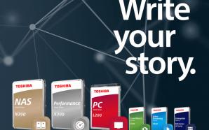 Novos discos da Toshiba chegam em Maio