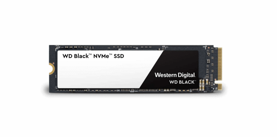 Western Digital Black 3D NVMe