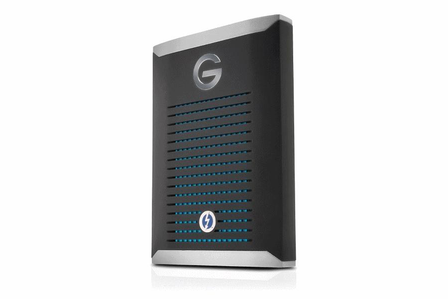 Western Digital G-Drive Mobile Pro