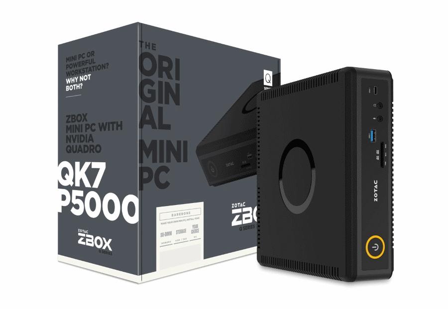 Zotac ZBOX Q QK7P5000