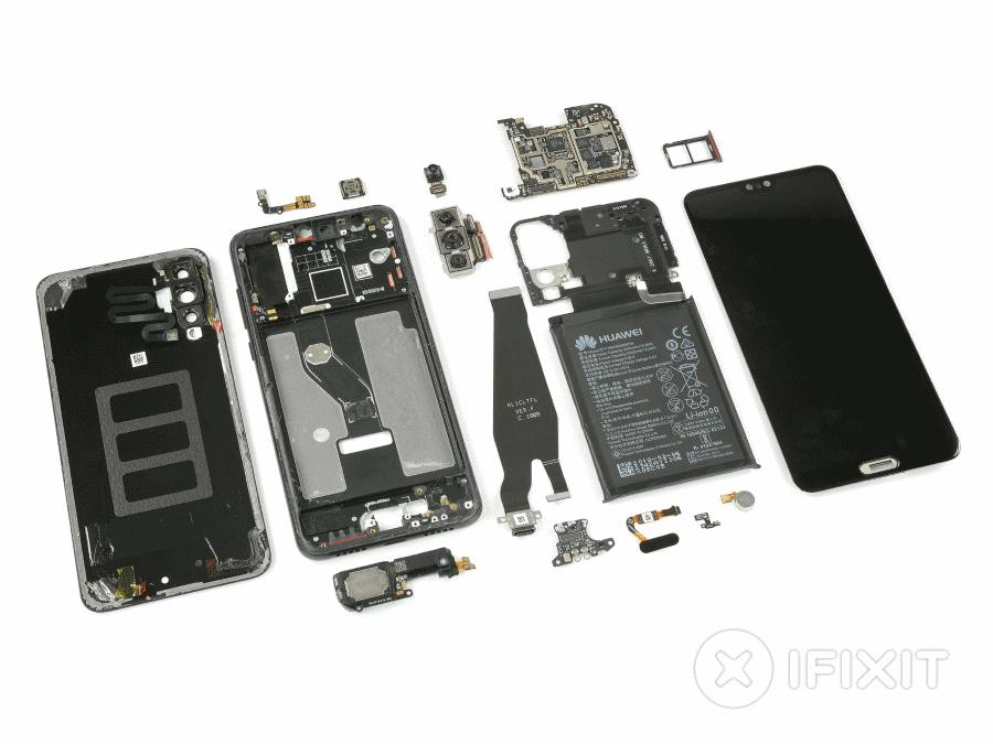 iFixit Huawei P20 Pro