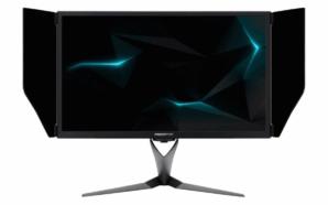 Monitor 4K Acer Predator X27 a caminho das lojas