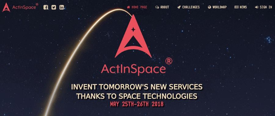 ActInSpace New