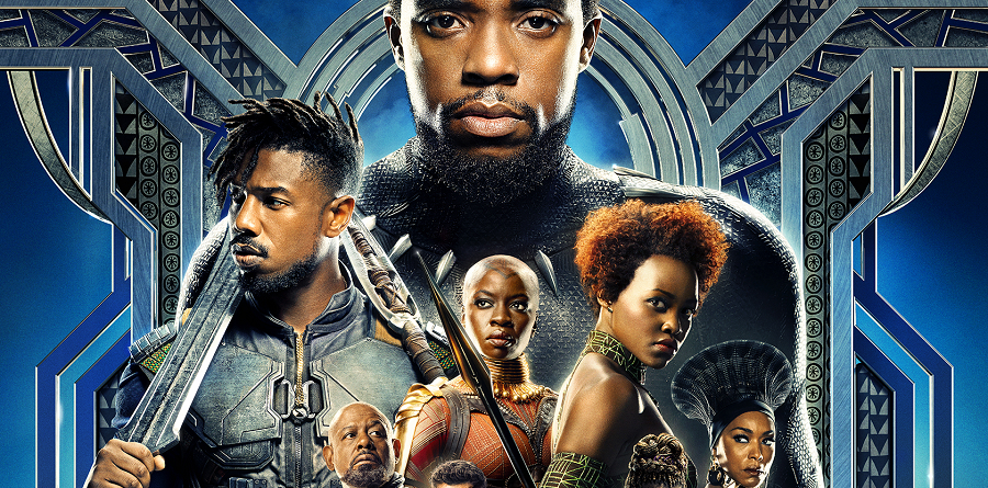 top 10 - Black Panther Poster October 2017 900x445 - Top 10 dos filmes descarregados entre 07 e 14 de Maio