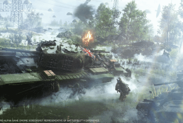Electronic Arts DICE Battlefield V