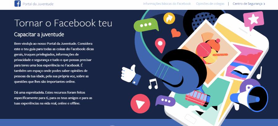 Facebook Portal da Juventude