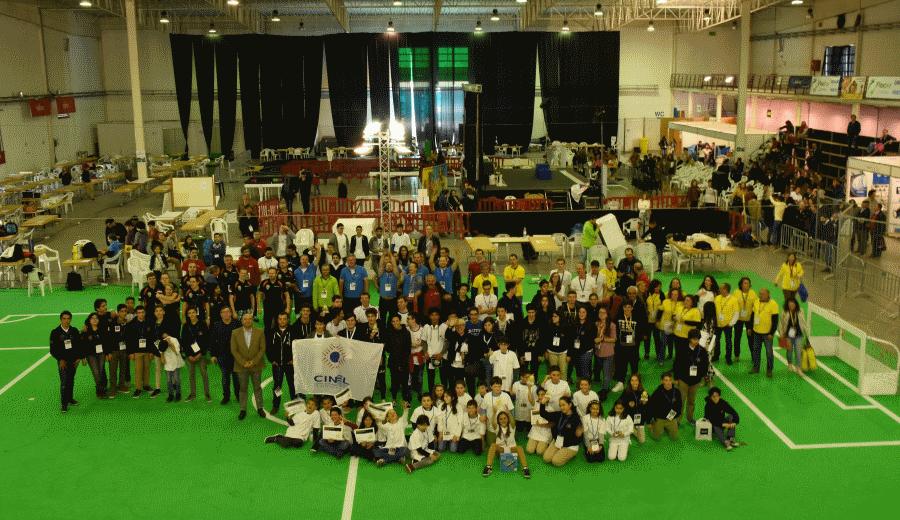 Festival Nacional de Robótica Torres Vedras