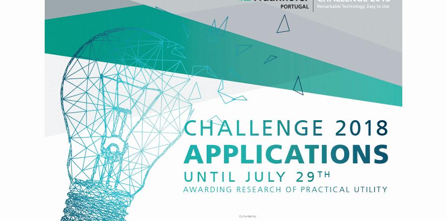 Fraunhofer Portugal Challenge 2018