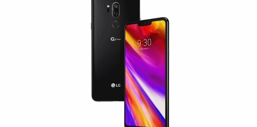 GSMArena LG G7 ThinQ