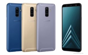 GSMArena Samsung Galaxy A6