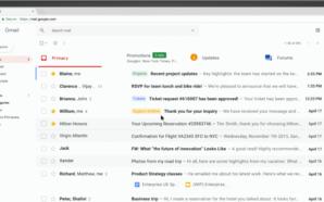 Google Gmail New