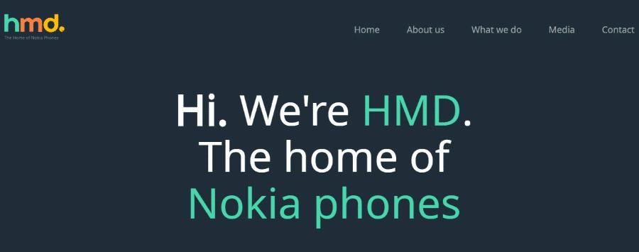 HMD Global New