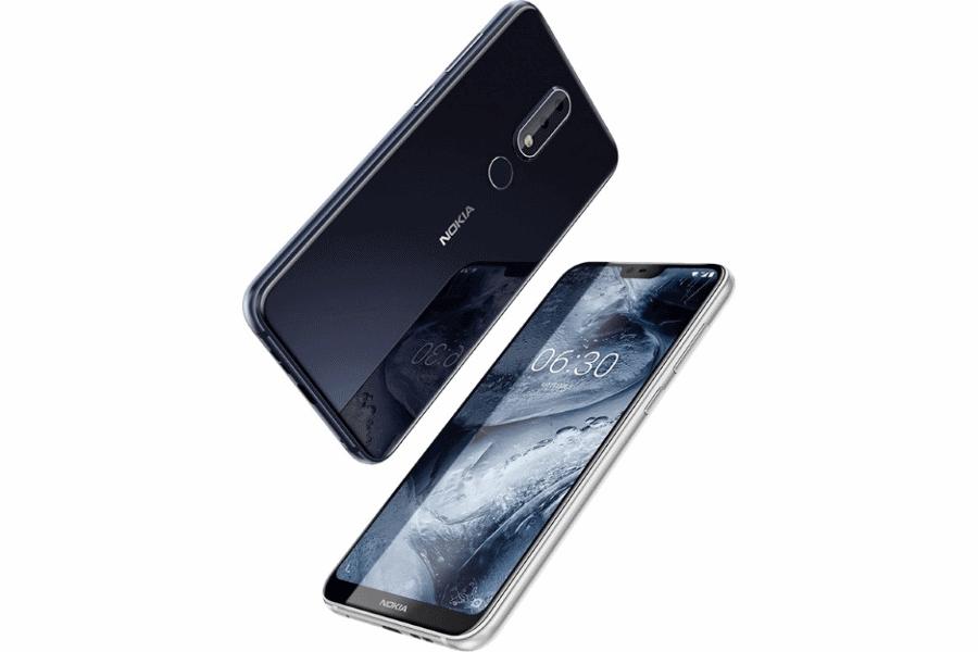 HMD Global Nokia X6