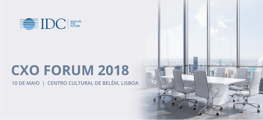 IDC CXO Forum