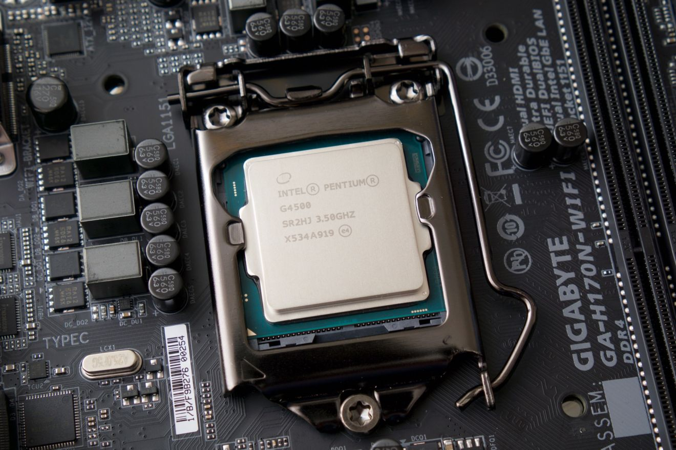 CPU Intel