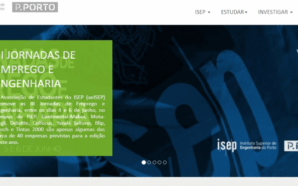 ISEP New isep - ISEP New 298x186 - ISEP promove Jornadas de Emprego e Engenharia