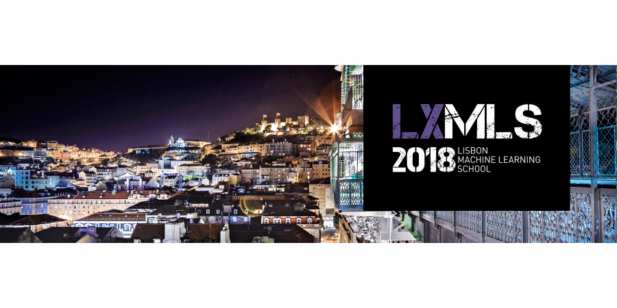 IT Lisbon Machine Learning School 2018