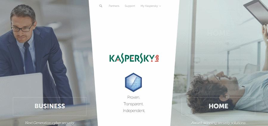 Kaspersky Lab New